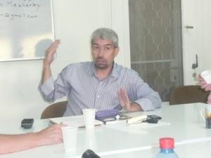 Makram Mesherky