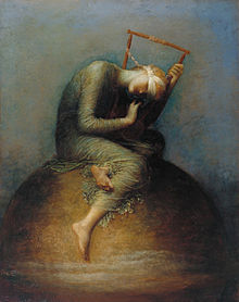 'Hope' by G F Watts
