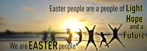 Easter Peoeple