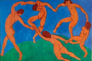 The Dance (II) by Henri Matisse