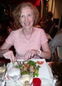 Julia Celebrating her 55th Birthday