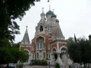 The Russian Orthodox Church, Nice