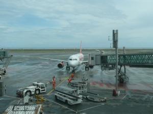 Easy Jet Flight to Gatwick