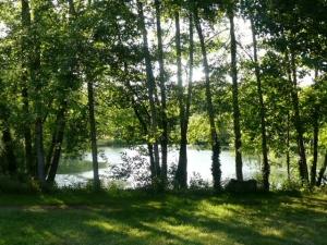 Lake at Moulin de Julien, Cordes-sur-Ciel