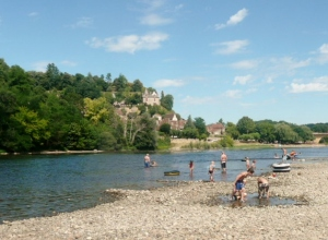 River Dordogne at Limeuil