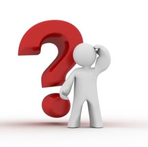 Questions! Questions! Questions!