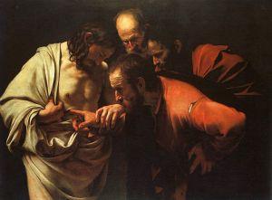 Jesus and Doubting Thomas
