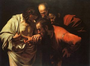 Jesus and Doubting Thomas