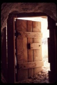 Stable Door in Bethlehem
