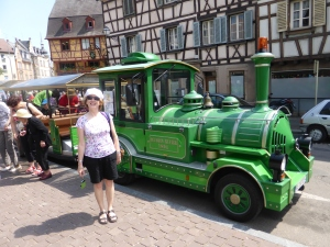 Julia and the Little Train