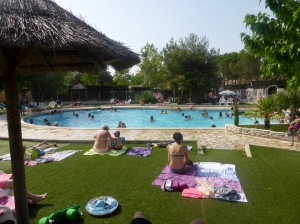 Campsite Swimming Pool
