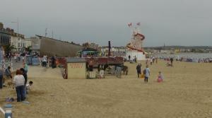 Donkey Rides on Weymouth Beach