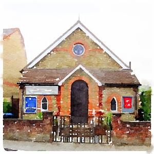 Knaphill Baptist Chapel