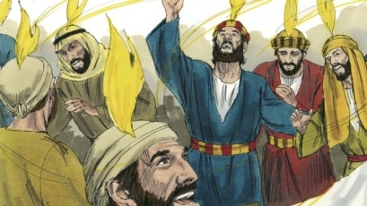 Pentecost On Streets
