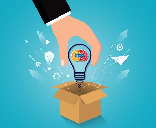 creative-idea-concept-think-outside-the-box-vector